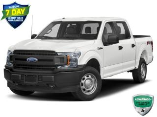 Used 2018 Ford F-150 XL   LEATHER   HEATED SEATS   TRAILER PKG   STEP BARS   for sale in Barrie, ON