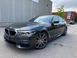 Used 2018 BMW 5 Series 540i xDrive for sale in Vaughn, ON