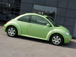 Used 2005 Volkswagen New Beetle LEATHER|SUNROOF|ALLOYS|AUTOMATIC for sale in Toronto, ON