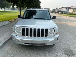 Used 2010 Jeep Patriot LIMITED for sale in Kelowna, BC