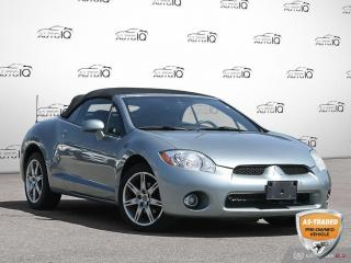 Used 2008 Mitsubishi Eclipse Spyder GT-P Gt | Convertible | You Safety You Save!! for sale in Oakville, ON