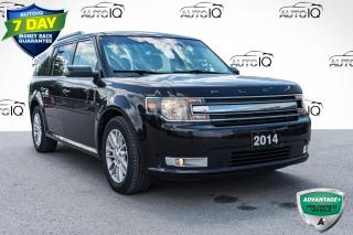 Used 2014 Ford Flex SEL AWD 7 passenger for sale in Innisfil, ON