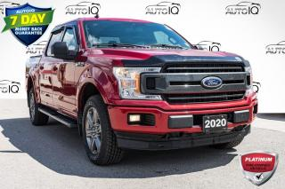 Used 2020 Ford F-150 XLT LOW MILEAGE CREW CAB for sale in Innisfil, ON