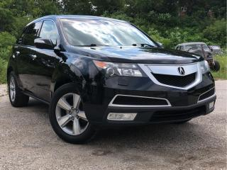 Used 2013 Acura MDX AWD 4dr for sale in Waterloo, ON