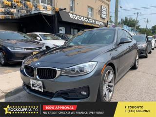 Used 2014 BMW 3 Series 328 GRAN TURISMO i xDrive for sale in Scarborough, ON