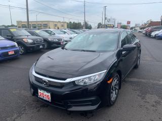 Used 2016 Honda Civic EX for sale in Hamilton, ON