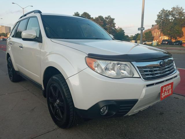 2010 Subaru Forester LIMITED-LEATHER-PANORAMA ROOF-AUX-ALLOYS
