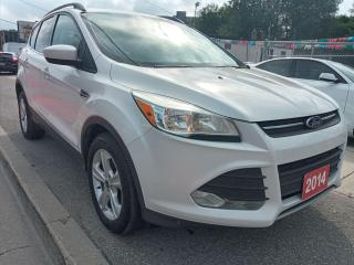 Used 2014 Ford Escape SE-LEATGER-NAVI-BK UP CAM-BLUETOOTH-AUX-ALLOYS for sale in Scarborough, ON