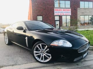 Used 2007 Jaguar XKR Supercharged~V8~4.2L~Auto for sale in Rexdale, ON
