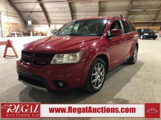 Used 2012 Dodge Journey R/T 4D Utility AWD for sale in Calgary, AB