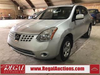 Used 2009 Nissan Rogue S 4D Utility FWD for sale in Calgary, AB