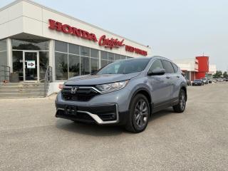 Used 2020 Honda CR-V Sport AWD | SUNROOF | CARPLAY for sale in Winnipeg, MB