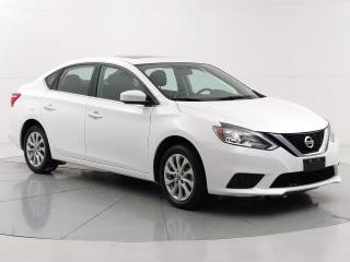 Used 2016 Nissan Sentra SV Sunroof, Bluetooth, Heated seats, Sport/ Eco mode for sale in Winnipeg, MB