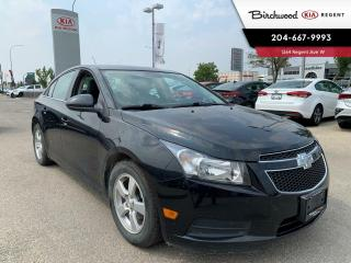 Used 2014 Chevrolet Cruze 2LT | Locally Owned & Serviced | Automatic | Remote Start | Power Group | for sale in Winnipeg, MB