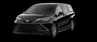 New 2021 Toyota Sienna LE 8-PASS for sale in Pickering, ON