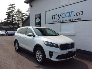 Used 2019 Kia Sorento 2.4L EX LEATHER, HEATED SEATS/WHEEL, 7 PASS, BACKUP CAM!! for sale in Richmond, ON