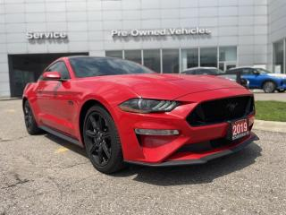Used 2019 Ford Mustang GT Premium MUSTANG GT PREMIUM WITH BLACK PKGE. CLEAN CARFAX! for sale in Toronto, ON