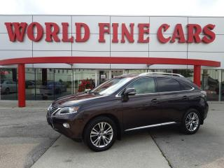 Used 2013 Lexus RX 350 | Ontario Local | All-Wheel Drive for sale in Etobicoke, ON