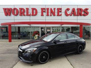 Used 2018 Mercedes-Benz CLA-Class 250 for sale in Etobicoke, ON