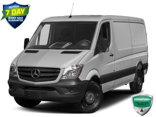 Used 2016 Mercedes-Benz Sprinter -Class Standard Roof | DIESEL | KEYLESS ENTRY | CLOTH | BRAKE ASSIST | for sale in Barrie, ON