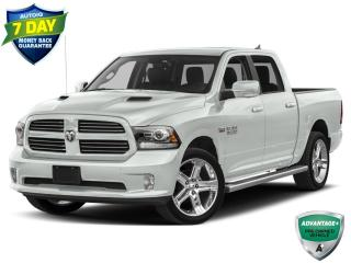 Used 2018 RAM 1500 Sport | NAVI | LEATHER BUCKETS | HEATED SEATS | TRAILER HITCH | for sale in Barrie, ON