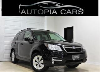 Used 2017 Subaru Forester 2.5i CONVENIENCE REAR VIEW CAMERA ALL WHEEL DRIVE for sale in North York, ON