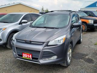 Used 2014 Ford Escape SE for sale in New Liskeard, ON