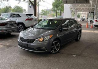 Used 2016 Kia Forte EX for sale in New Liskeard, ON