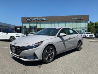 New 2022 Hyundai Elantra MPI ULT for sale in Port Coquitlam, BC