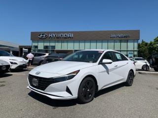 New 2022 Hyundai Elantra MPI PRE for sale in Port Coquitlam, BC