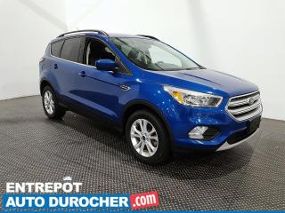 Used 2018 Ford Escape SE AUTOMATIQUE - Sièges chauffants - Climatiseur - for sale in Laval, QC
