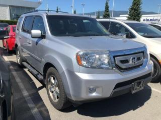 Used 2011 Honda Pilot EX-L AWD for sale in North Vancouver, BC