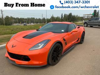 Used 2019 Chevrolet Corvette Grand Sport for sale in Red Deer, AB