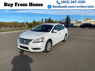 Used 2014 Nissan Sentra 1.8 for sale in Red Deer, AB