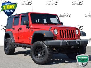 Used 2009 Jeep Wrangler Unlimited X This just in!!! for sale in St. Thomas, ON