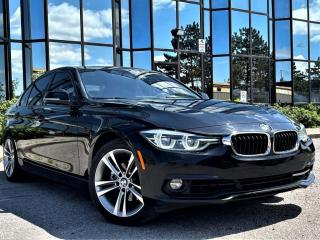 Used 2016 BMW 3 Series 328i xDRIVE| AWD|HEATED SEATS|NAV|ALLOYS|SUNROOF! for sale in Brampton, ON