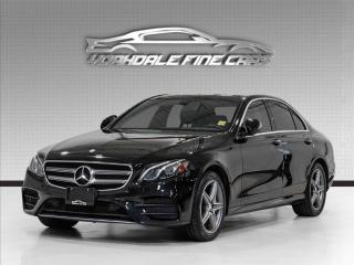 Used 2017 Mercedes-Benz E-Class E400 4MATIC Navigation, Camera, AMG Pkg for sale in Concord, ON