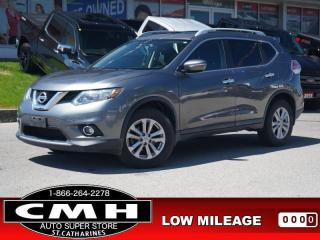 Used 2015 Nissan Rogue SV for sale in St. Catharines, ON