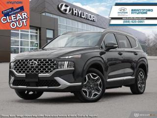 New 2021 Hyundai Santa Fe Hybrid Preferred AWD w/Trend Package  - $266 B/W for sale in Brantford, ON