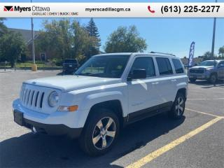 Used 2016 Jeep Patriot High Altitude  4WD, SUNROOF, NAV, LEATHER, HEATED SEATS, LOW KM!! for sale in Ottawa, ON