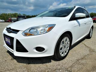 Used 2014 Ford Focus SE | Heated Seats | Bluetooth | Cruise Control for sale in Essex, ON