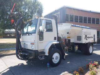 Used 2007 Sterling SC8000 Road Patcher Truck With Air Brakes Diesel for sale in Burnaby, BC