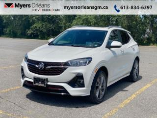 New 2022 Buick Encore GX Select  - Sunroof for sale in Orleans, ON
