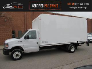 Used 2019 Ford E450 16FT UNICELL BOX| POWER LIFT RAMP for sale in Vaughan, ON