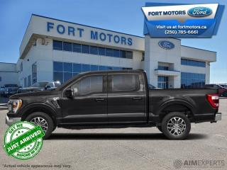 New 2021 Ford F-150 Lariat  - Sunroof - $484 B/W for sale in Fort St John, BC