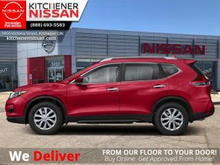 Used 2018 Nissan Rogue AWD SV   - CLEAN CARFAX | BLUETOOTH | BACKUP CAM | AWD for sale in Kitchener, ON
