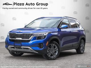 New 2022 Kia Seltos LX for sale in Orillia, ON