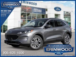 New 2021 Ford Escape SEL for sale in Mississauga, ON
