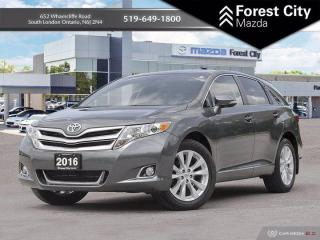Used 2016 Toyota Venza for sale in London, ON