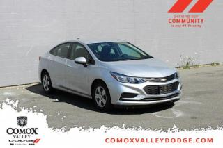 Used 2016 Chevrolet Cruze 4dr Sdn Auto LS for sale in Courtenay, BC